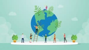 eco friendly virtual events