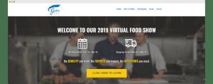Jake's Finer Foods Landing Page