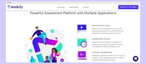 evalufy video assessment