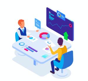 Analyze virtual conference