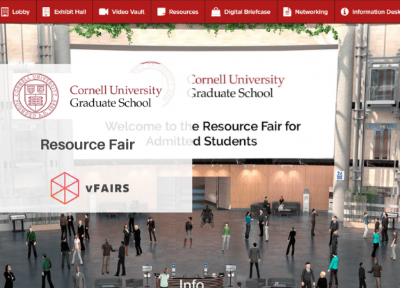 Cornell University resource Fair