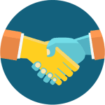 getting partners to virtual events