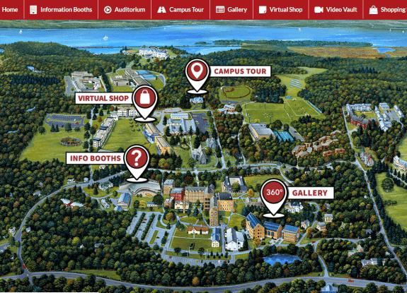 bard college virtual open house