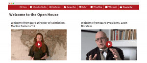 virtual open house welcome notes