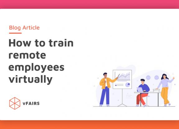 train remote employees virtually