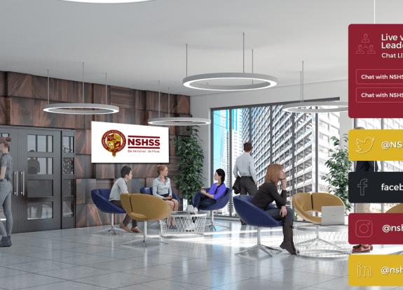 NSHSS Virtual lobby featured image