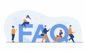 FAQs virtual event organizers