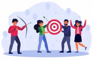 target audience for online product launch