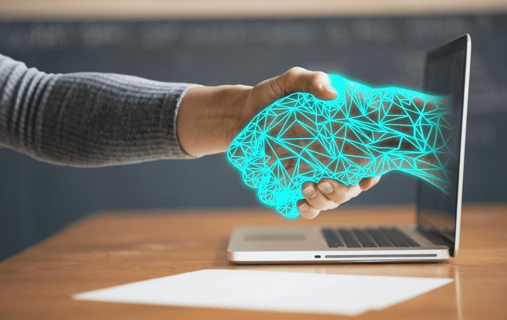 Understanding technology at a virtual event