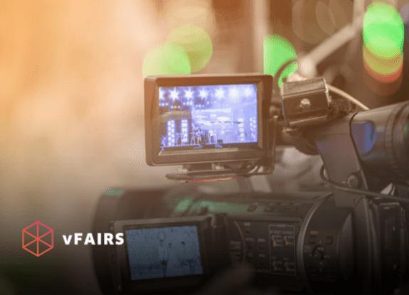 camera recording physical event