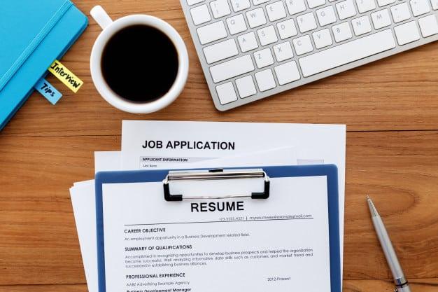 virtual job fair preperations