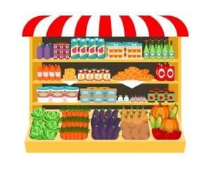 food shelves