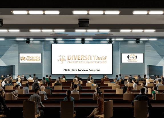 virtual auditorium diversity in ed featured image