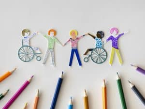 ethnic and disabled people in the global community
