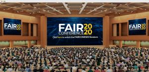 FAIR virtual auditorium - vfairs