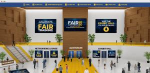 FAIR virtual lobby - vfairs