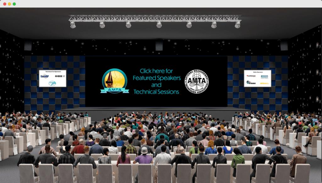 the image of amta's auditorium