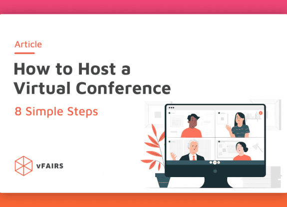 how to host a virtual conference