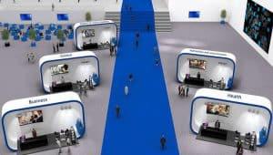 academic fair booths