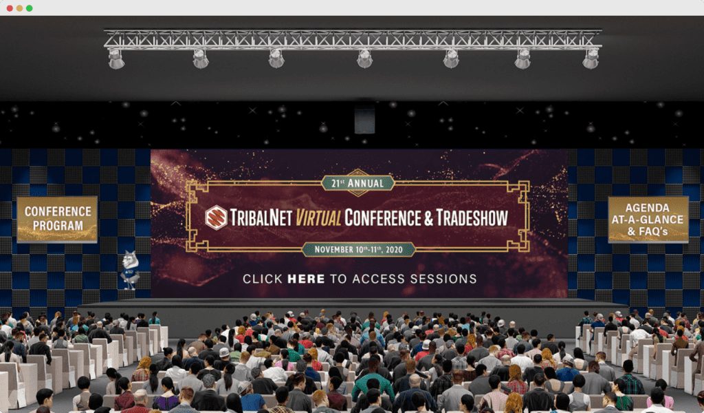 an image of tribalnet's speaker sessions