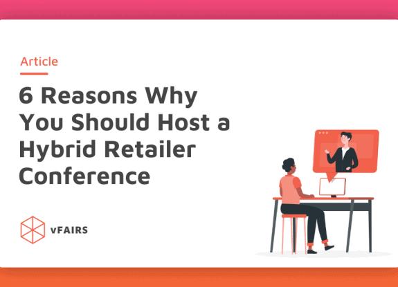 banner for the hybrid retailer conference blog