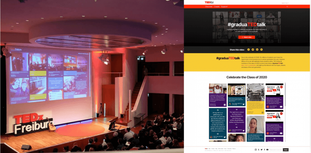 an image of a tedx event