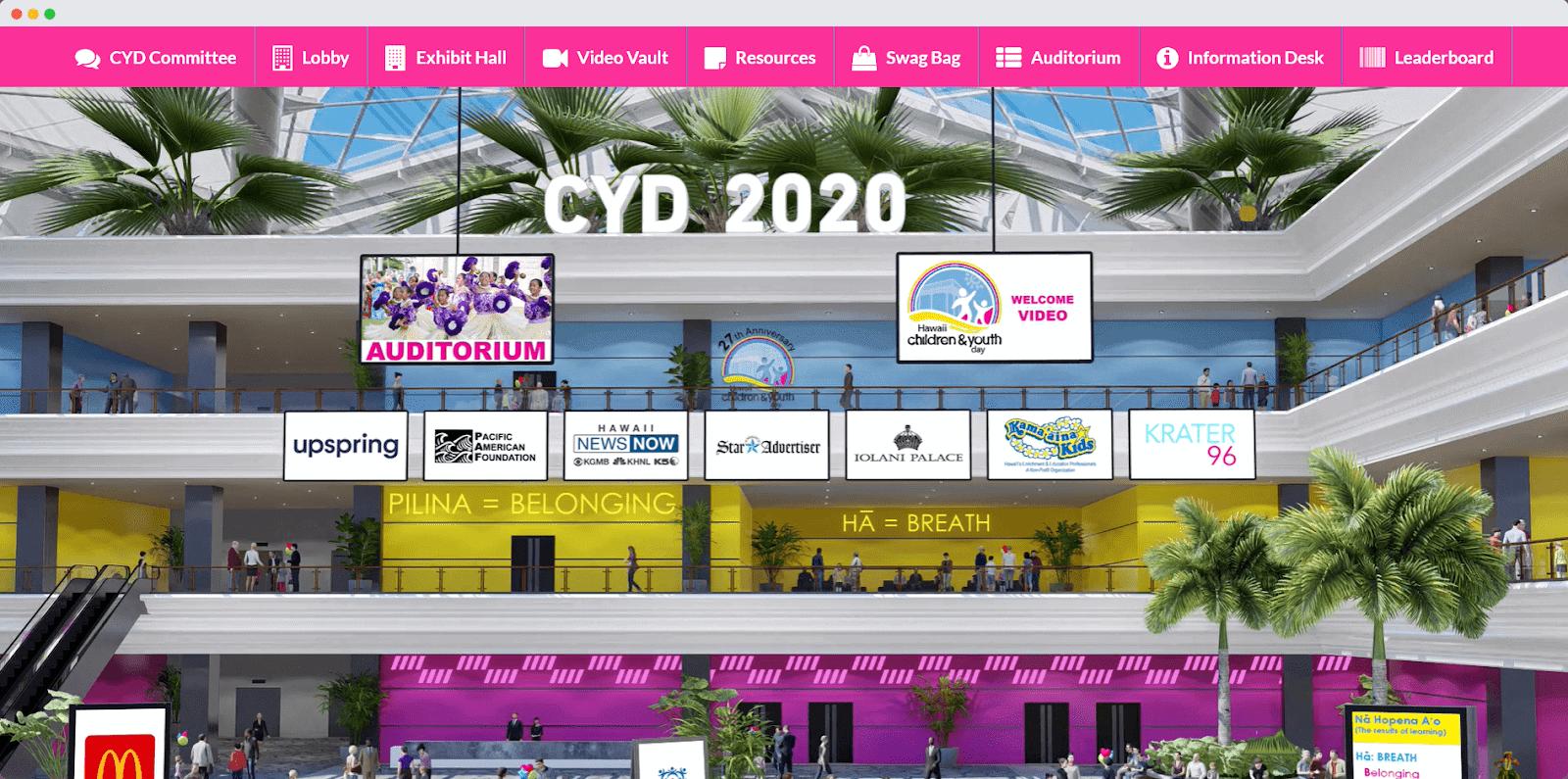 CYD lobby
