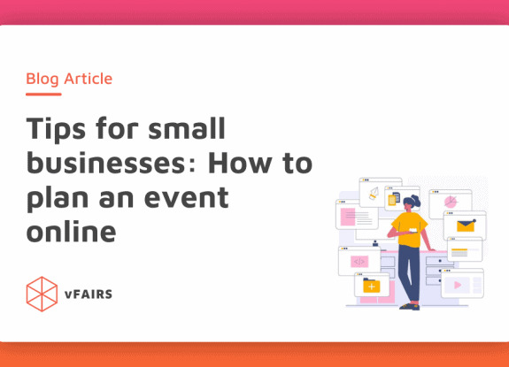 online event for small business