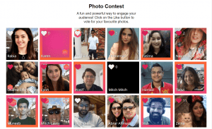 photo booth contest