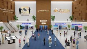 an image of a virtual lobby