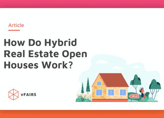hybrid real estate open house