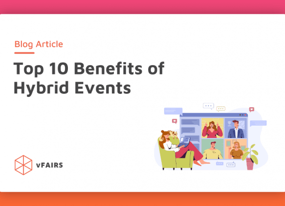 benefits of hybrid events