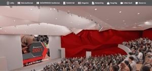 virtual summit auditorium