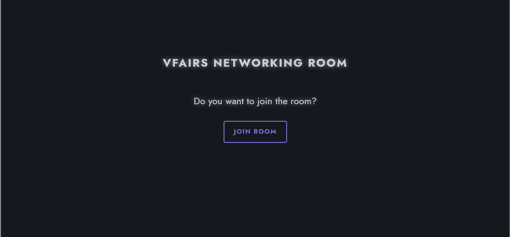 vFairs matchmaking tool