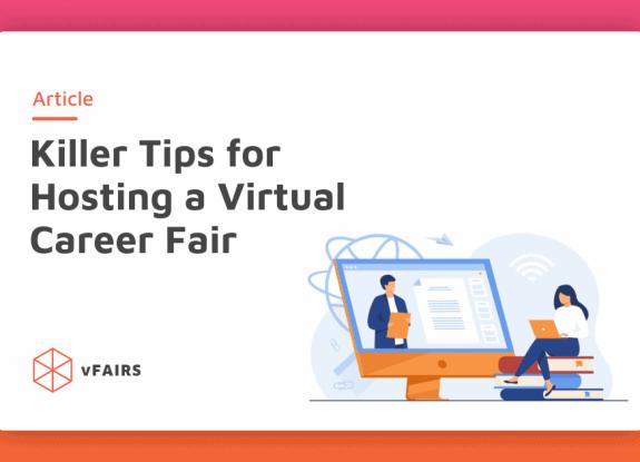 featured image for virtual career fair blog