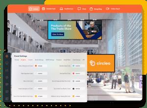 virtual event features builder
