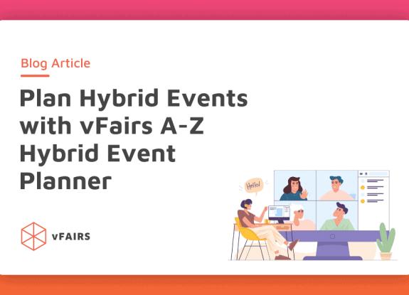 plan hybrid events